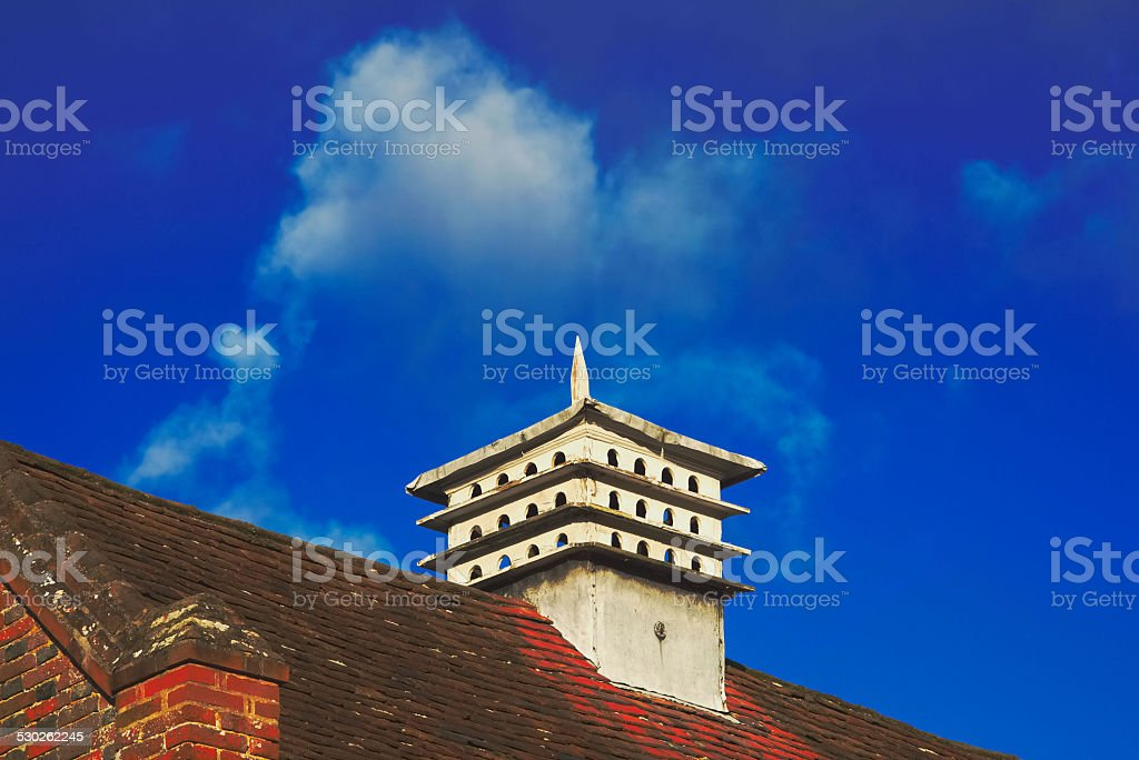 dovecote stock photo