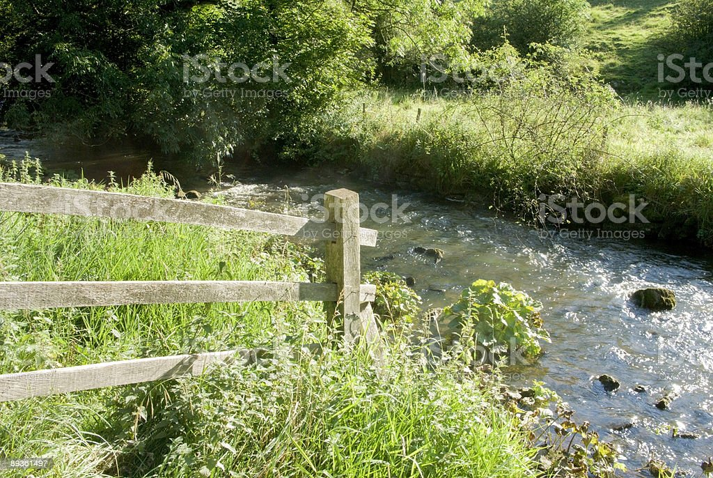 dovedale royalty-free stock photo