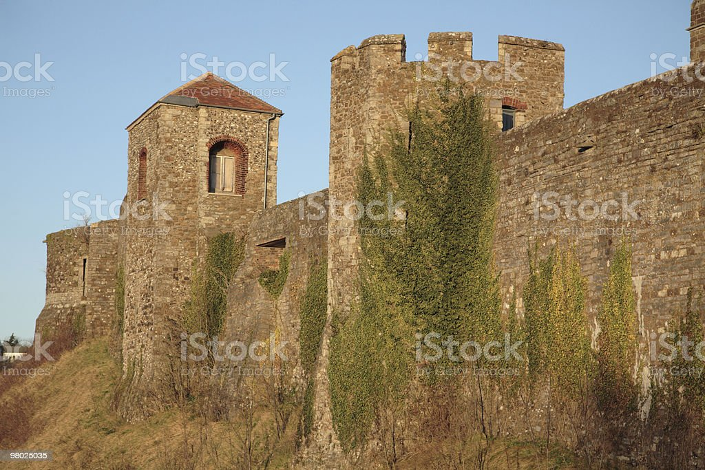 Dover Castle, England royalty-free stock photo