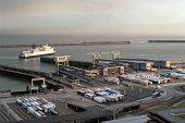 istock Dover Ferry Port 175218335