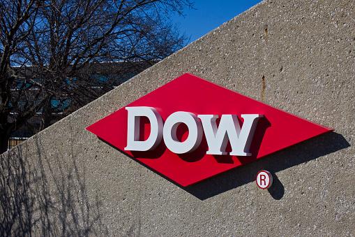 Indianapolis, U.S. - February 13, 2016: Dow AgroSciences World Headquarters I