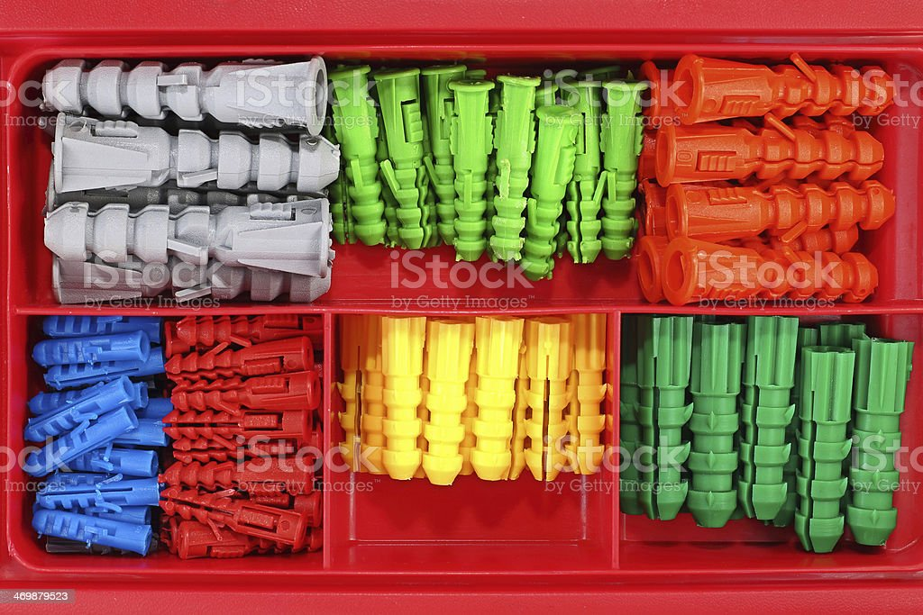 Dowels royalty-free stock photo