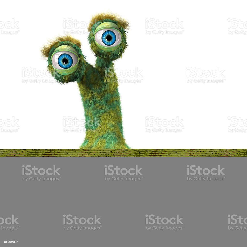 Down graph in front of newspaper stock market tables royalty-free stock photo