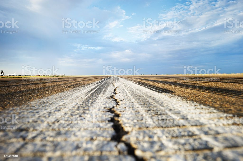 Down on the ground royalty-free stock photo