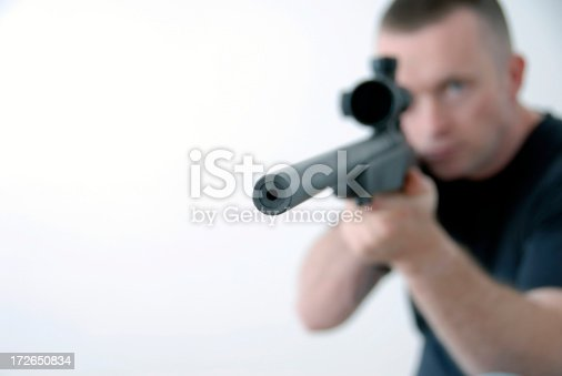 istock Down the barrel 172650834