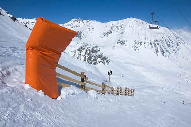 downhill - fiss tirol stock-fotos und bilder