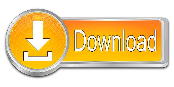 istock Download button - 3D illustration 689993564