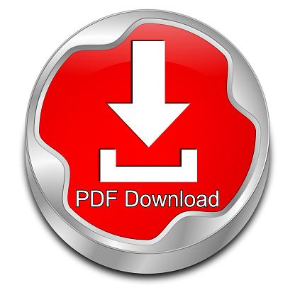 istock PDF Download button - 3D illustration 880328354