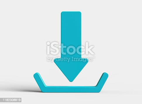 istock download icon 1182308819