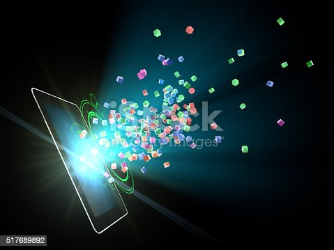 istock Downloading Applications 517689892