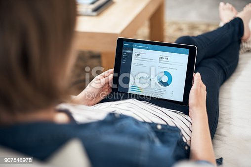 istock Downtime done in the age of the app 907548978