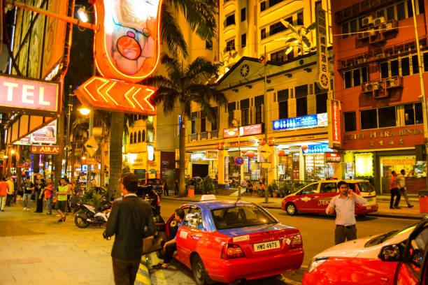 Innenstadt Bukit Bintang – Foto