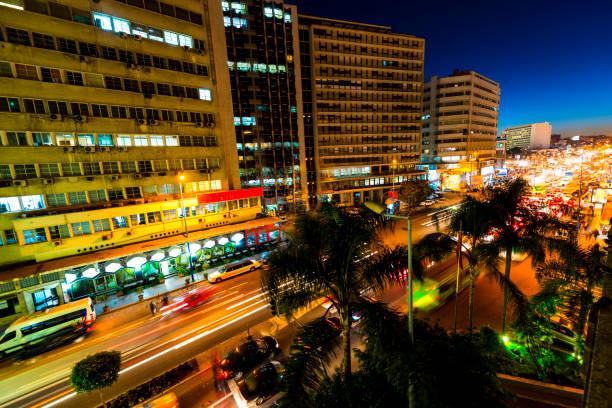Die Innenstadt von Casablanca – Foto