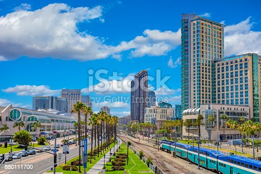Major usa city; safe harbor; elevated view; elevated view; city life; late afternoon light; peaceful mood