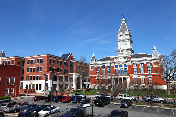 Royalty free clarksville tennessee pictures images and stock photos downtown clarksville tennessee stock photo freerunsca Gallery