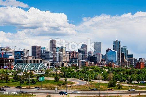 istock Downtown Denver Colorado 603985386