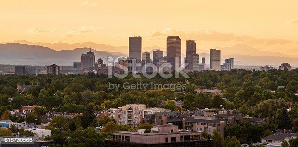 istock Downtown Denver 615730568