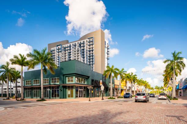 Downtown Doral FL USA photo