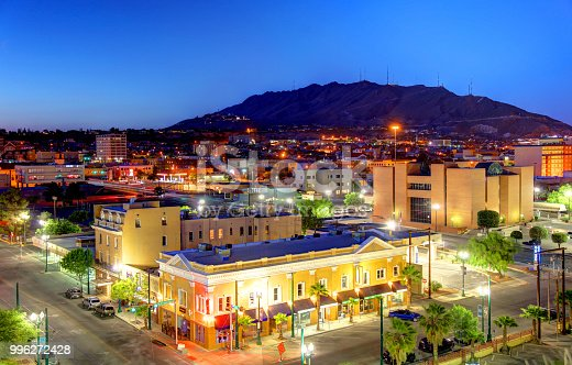 El Paso is a city in and the seat of El Paso County, Texas, United States. It is situated in the far western corner of the U.S. state of Texas.