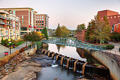 istock Downtown Greenville South Carolina 184839536