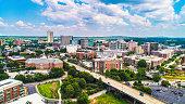 istock Downtown Greenville, South Carolina, United States Skyline 1027452608