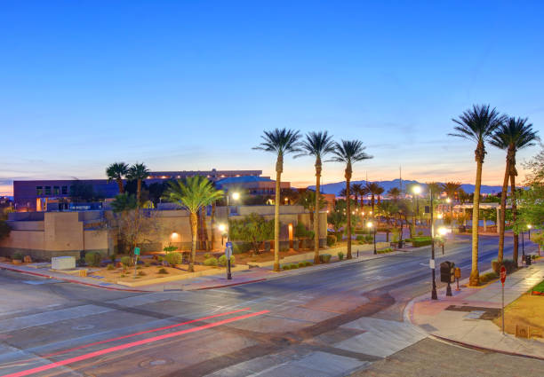 downtown henderson, nevada - clark county nevada stock pictures, royalty-free photos & images