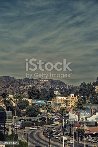 1202686823istockphoto Downtown hollywood city scenes 959089626