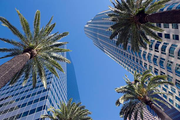 Der Innenstadt von Los Angeles, CA – Foto