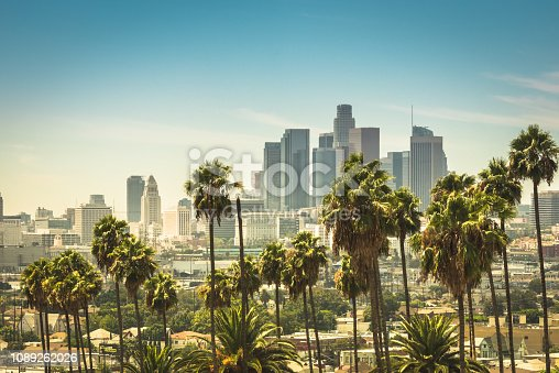 istock Downtown Los Angeles 1089262026
