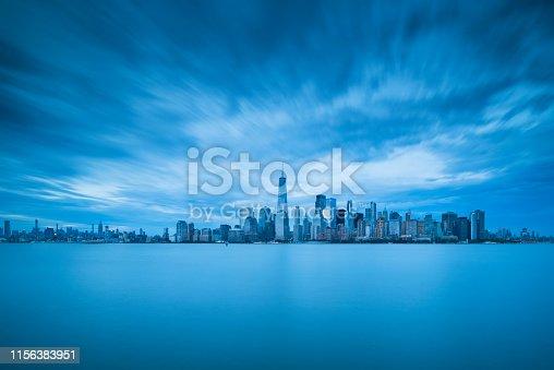 910867946 istock photo Downtown Manhattan Jersey City to New York 1156383951