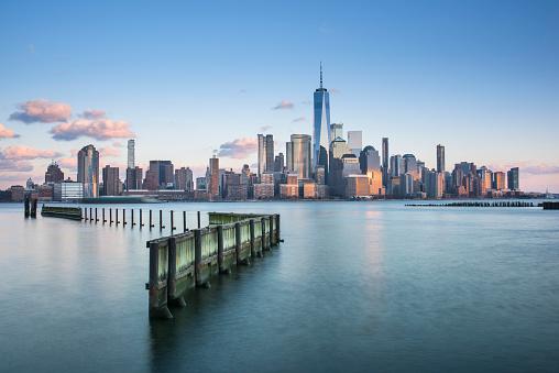 New York City, New York State, Manhattan - New York City, USA, River