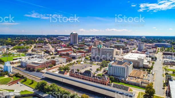 Downtown montgomery alabama al skyline aerial picture id1047897590?b=1&k=6&m=1047897590&s=612x612&h=bmb pmyoyzfkb6 brdrvgzamxydrkiek7dsowxfl1me=