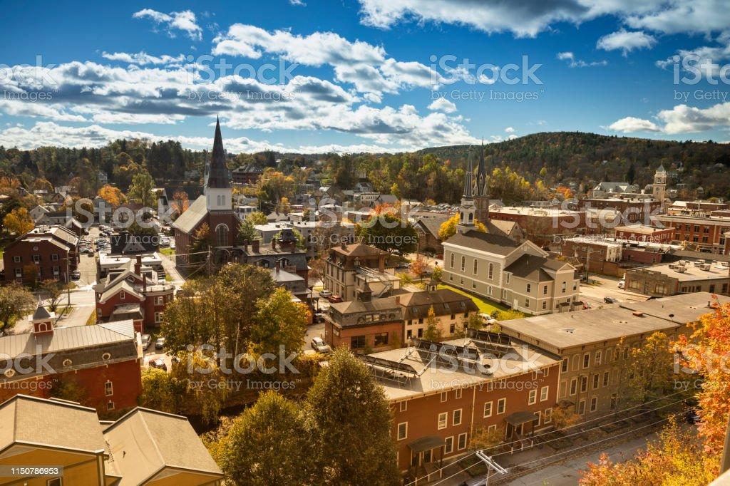 Montpelier, Vermont, USA, North America .: Photos .: Ματιά