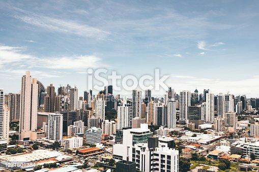 Downtown Panama City - San Francisco View