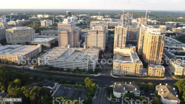 Downtown Stock Photo - Download Image Now