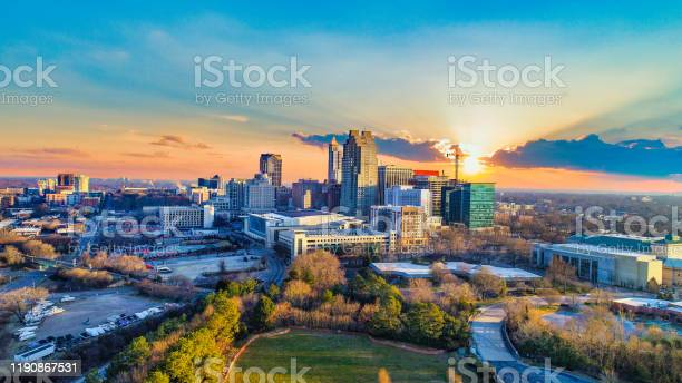 Downtown raleigh north carolina usa drone skyline aerial picture id1190867531?b=1&k=6&m=1190867531&s=612x612&h=s2lts4akuknhk9h9mdljfw5nhdo9ccybtgofttv gp4=