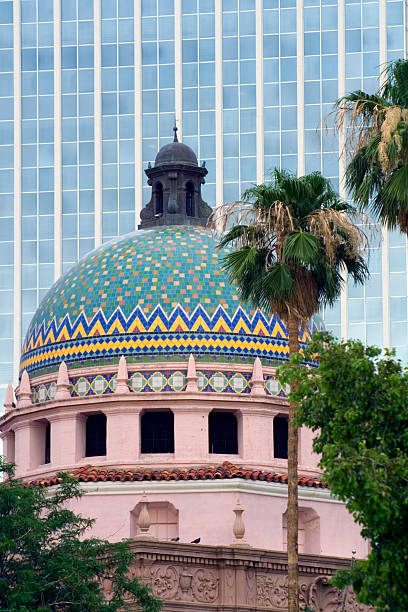 Downtown Tuscon  pima county stock pictures, royalty-free photos & images