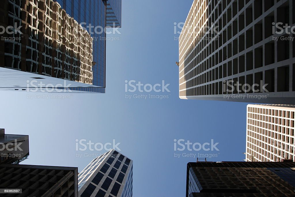 Downtown2 royalty-free stock photo