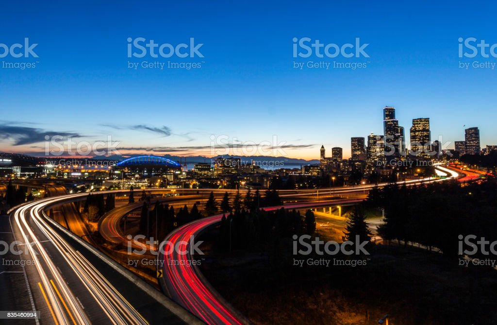 Dr. Jose Rizal Bridge stock photo