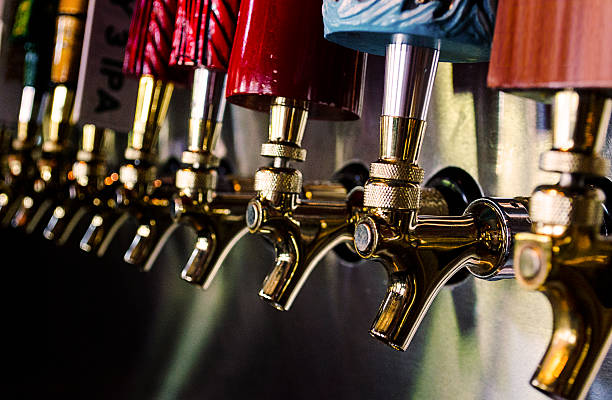 Royalty Free Beer Taps Pictures, Images and Stock Photos - iStock