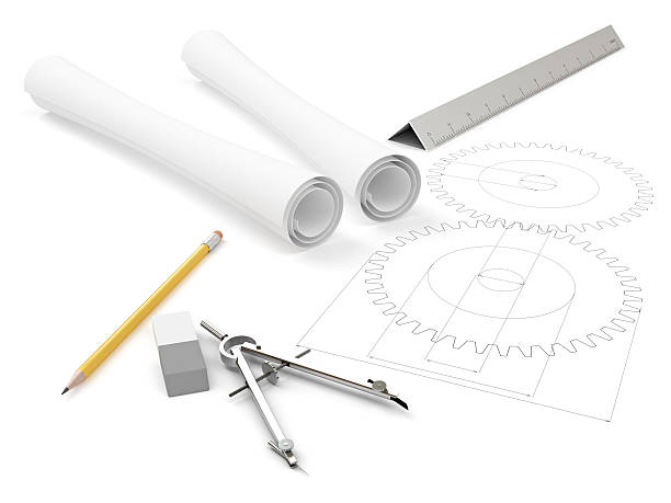 Royalty Free Drafting Tools Pictures, Images and Stock Photos - iStock