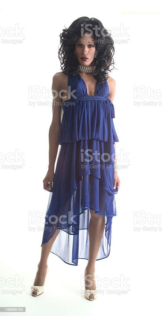 drag queen 12 stock photo