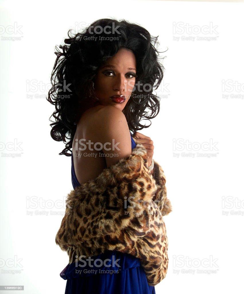 drag queen 16 stock photo