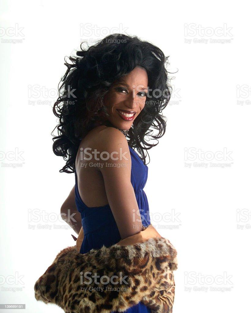 drag queen 17 stock photo