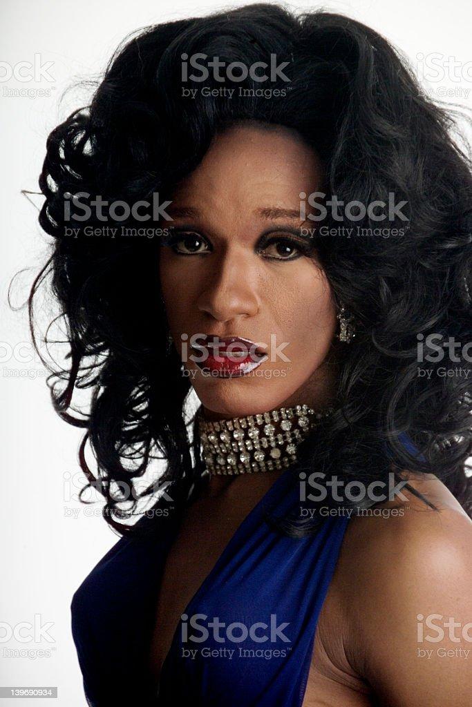 drag queen 8 stock photo
