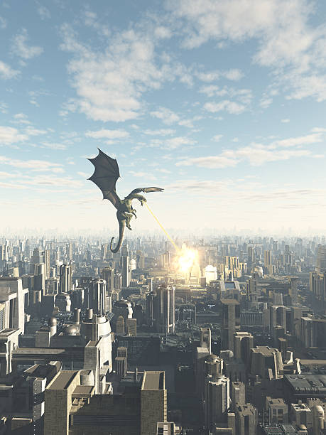 Dragon attacking a future city picture id471215570?b=1&k=6&m=471215570&s=612x612&w=0&h=jaqju56d4v6anv3sa3qd1vcbvrnlt fqucs67clpfr8=