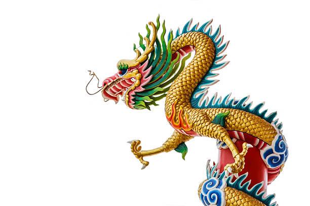 Dragon chinois banque d 39 images et photos libres de droit istock - Photo dragon chinois ...