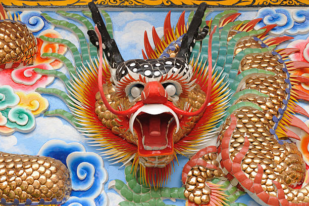 Dragon Dragon Claw in thailand dark spots face stock pictures, royalty-free photos & images