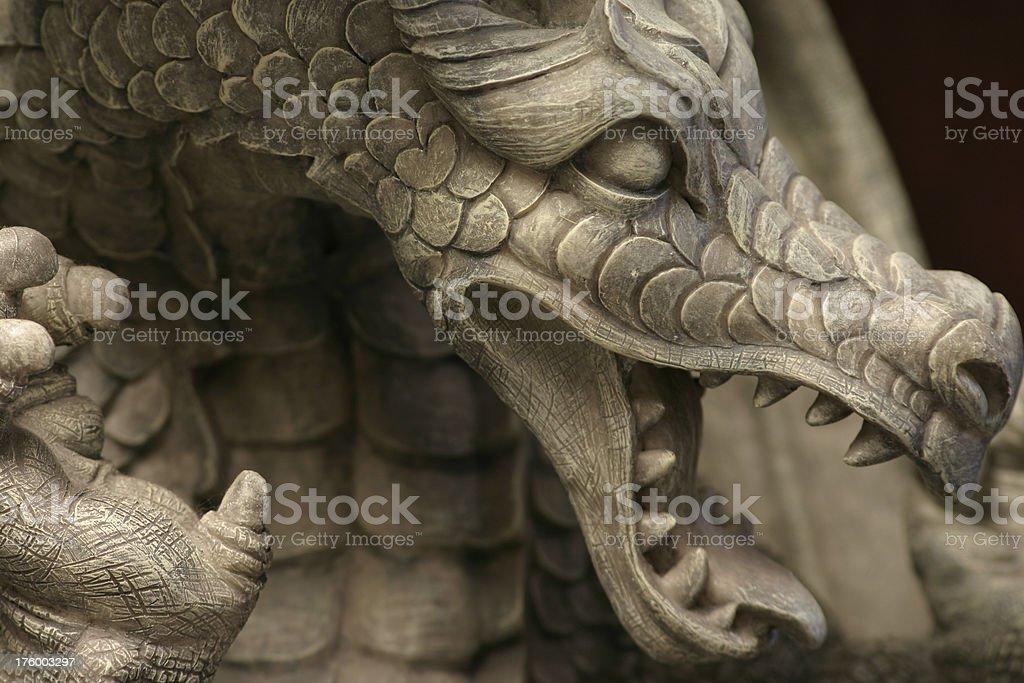 dragon - foto de stock