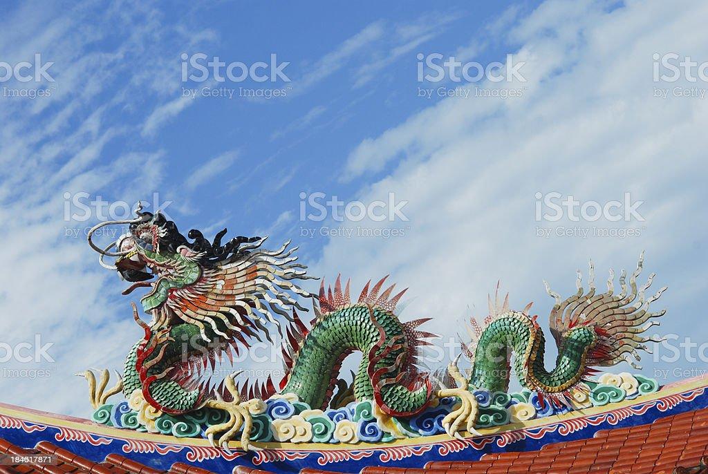 Dragon. royalty-free stock photo